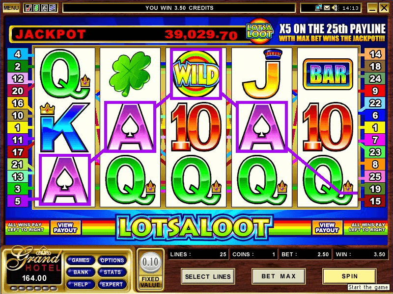 video slots online extra gold