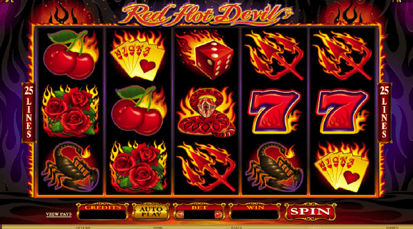 online casino games play sizzling hot