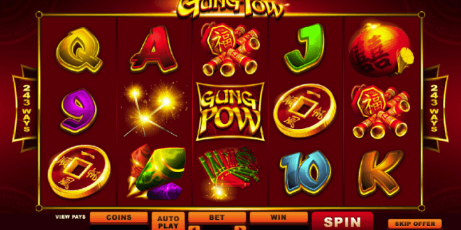 Gung Pow | Euro Palace Casino Blog
