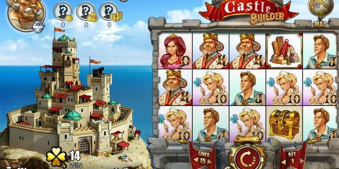 Castle Builder II Online Slot - Microgaming Casino Slots - Rizk Casino