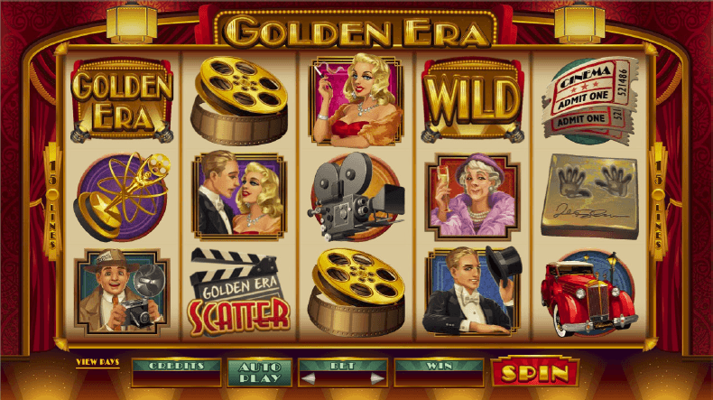 Golden Era™ Slot Machine Game to Play Free in Microgamings Online Casinos
