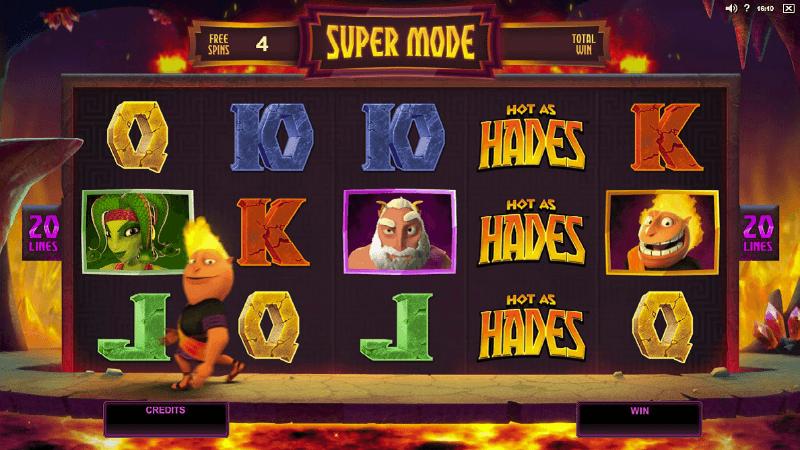 online slot casino hades symbol