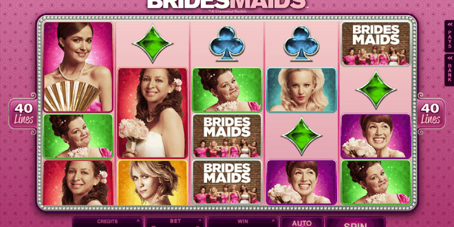Packed With Features Bridesmaids Slot Promises to be August's Biggest Release