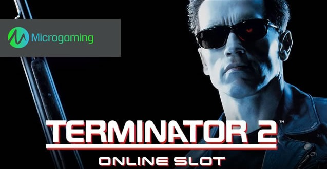 An Epic Battle Continues When Terminator 2 Online Slot Hits Microgaming Casinos in June