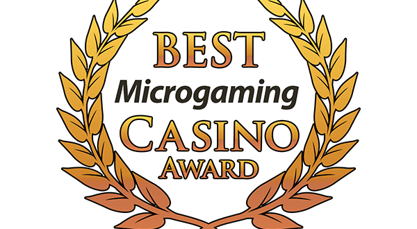 Microgaming Online Casino of the Year – Winner Announced